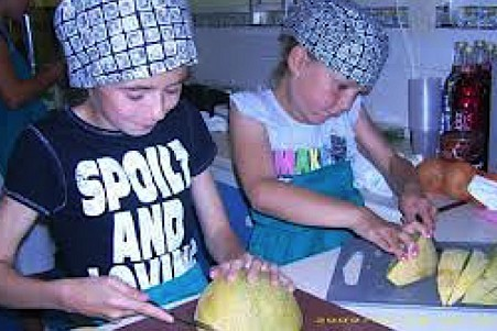 Healthy Cooking With Children